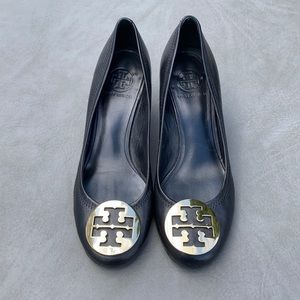 Tory Burch leather pumps size 8.5